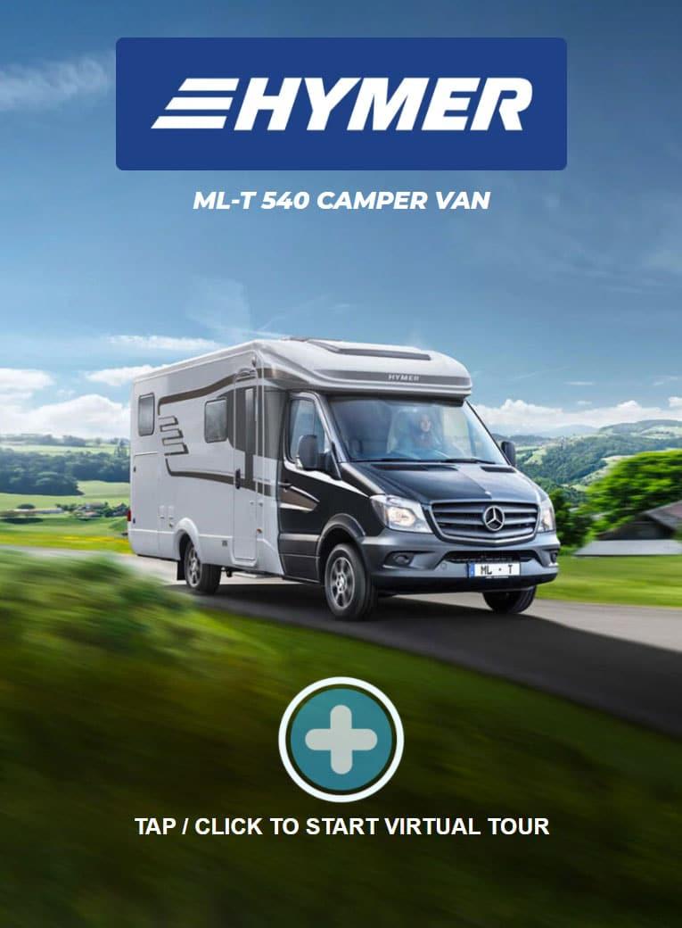 Hymer ML-T 540 Virtual Tour